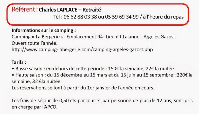 contact-Ch Laplace